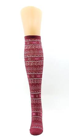Amazon.com: WOWFOOT - Calcetines altos para mujer, de ...