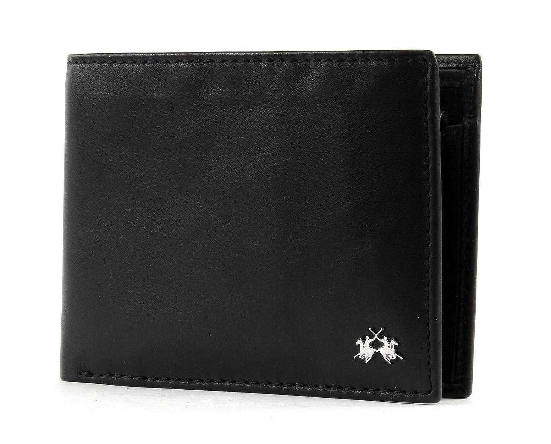 CC Geldbörse Geldbörse Black Schwarz LA MARTINA Rio Tortoni Wallet with Purse