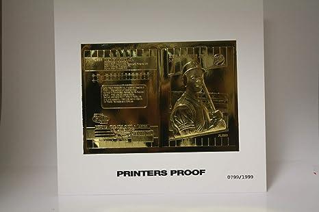 Amazoncom Ken Griffey Jr Printers Proof Uncut Sheet 1997 Fleer