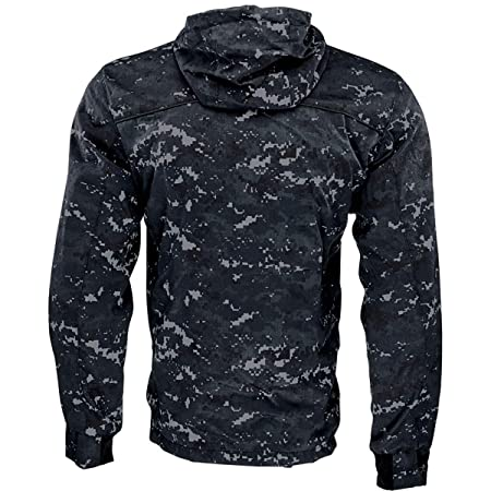 Speed and Strength Go for Broke 2.0 Hoody Mens Street Motorcycle Jacket Blue//Camo//X-Large