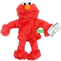"""[Generic] Sesame Street Elmo Plush Hand Puppet Play Games Doll Toy Puppets Red Height:35cm/13.79"""""""