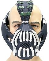 Updated Adult TDKR Bane Mask Prop for Halloween Costume