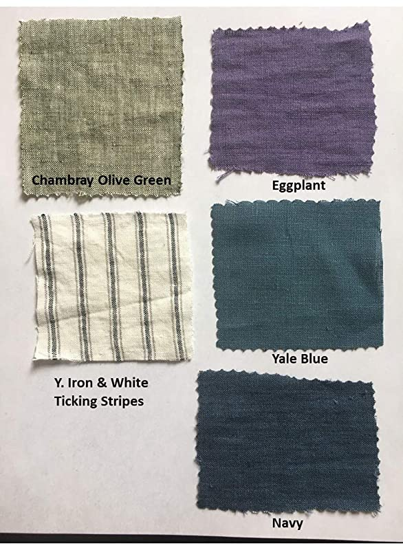 1 single Fabric Swatches for an item we sell Please message us with your choice