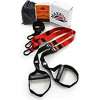 MAXBONA Trainer Kit de Entrenamiento en suspensión –