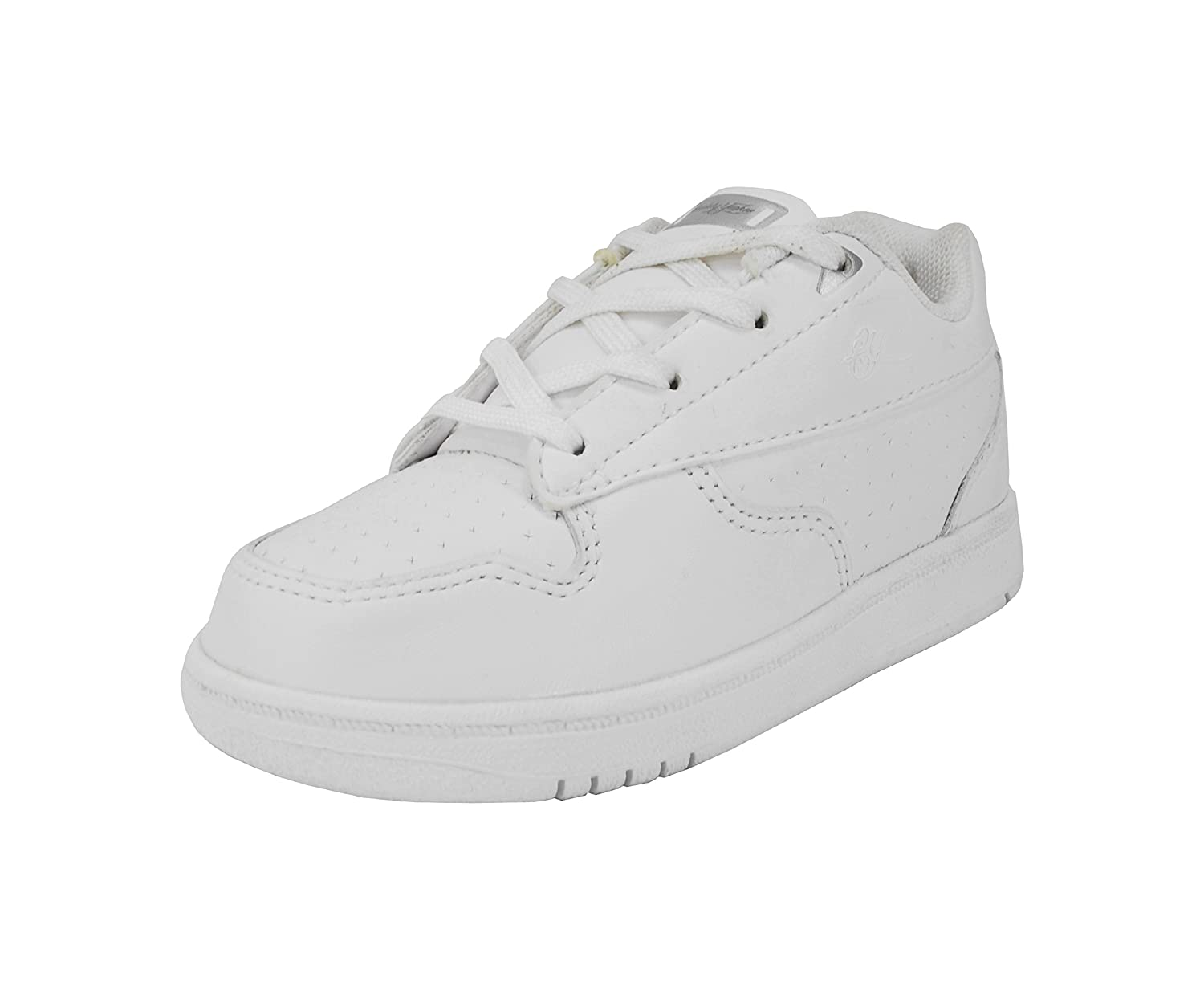 a2527ef74b3e Amazon.com  Reebok Infant Toddler Shoes 83 Daddy Yankee White Sneakers  (5.5)  Shoes