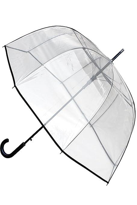 Grande Trasparente//Trasparente ombrello automatico per 2