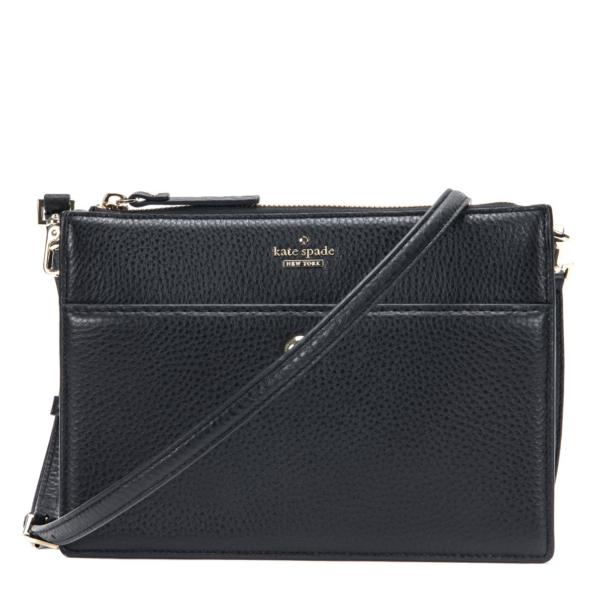 Kate Spade Women's Clarise Cross-Body Bag PXRU8136 001 Black