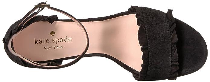 1aaffe3053dc Amazon.com  Kate Spade New York Women s Odele Heeled Sandal  Shoes