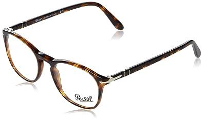5653a89156f9 Persol PO 3007V Havana 50/19/145 Unisex Eyewear Frame