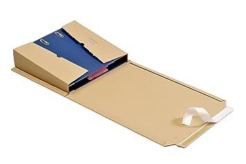 25 Cajas de Cartón F. De archivadores DIN A4 Carpeta - ordnerpac® OPB Talla 320 x 290 x 35 - 80 mm: Amazon.es: Oficina y papelería