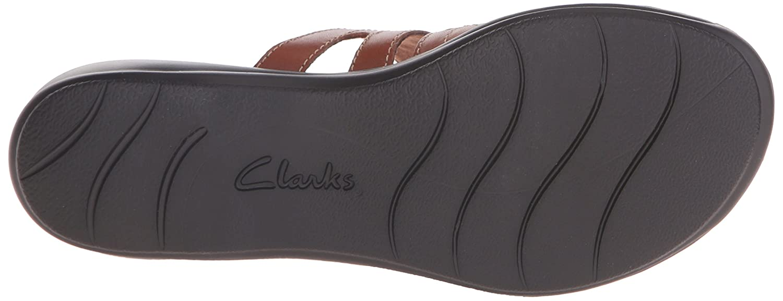 Clarks Women's Leisa Leisa Leisa Cacti Q Flat Sandals B012OUO8U6 Slides b37045