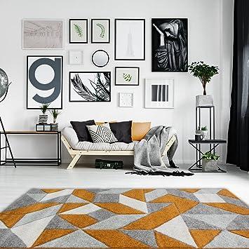 The Rug House Rio Moderner Teppich mit Einem Geometrischen ...