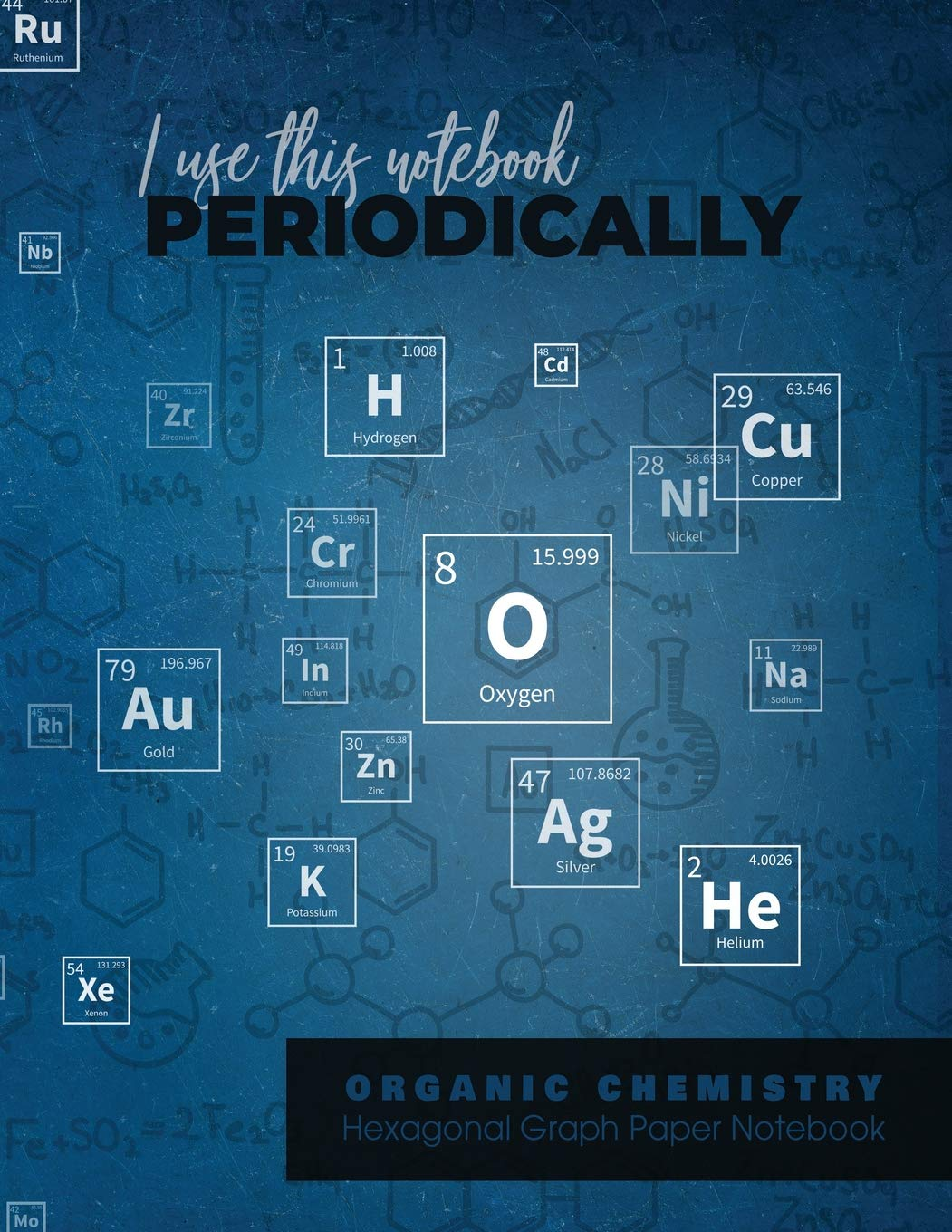 I use this notebook PERIODICALLY | ORGANIC CHEMISTRY ...