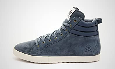 low priced 5143e bdeee Ransom by Adidas Originals Valley FDT Herren Leder Sneakers High Wildleder  Schuhe Sportschuhe Turnschuhe Freizeitschuhe Mid