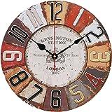 FOKOM Relojes de pared de 12 pulgadas [12-inch Wall Clock]