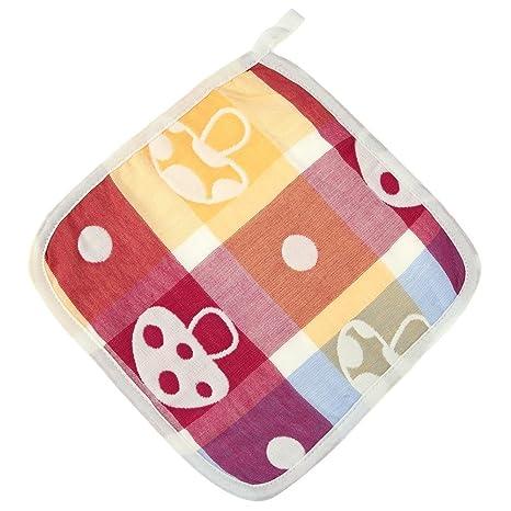 Silveroneuk algodón 6 capas de gasa recién nacido bebé niños dibujos ...