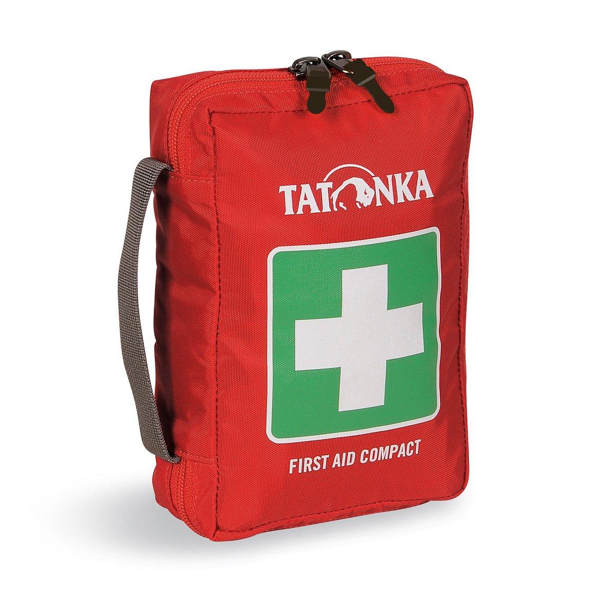 Tatonka Erste Hilfe First Aid Compact, ROT, 18 x 12,5 x 5,5 cm