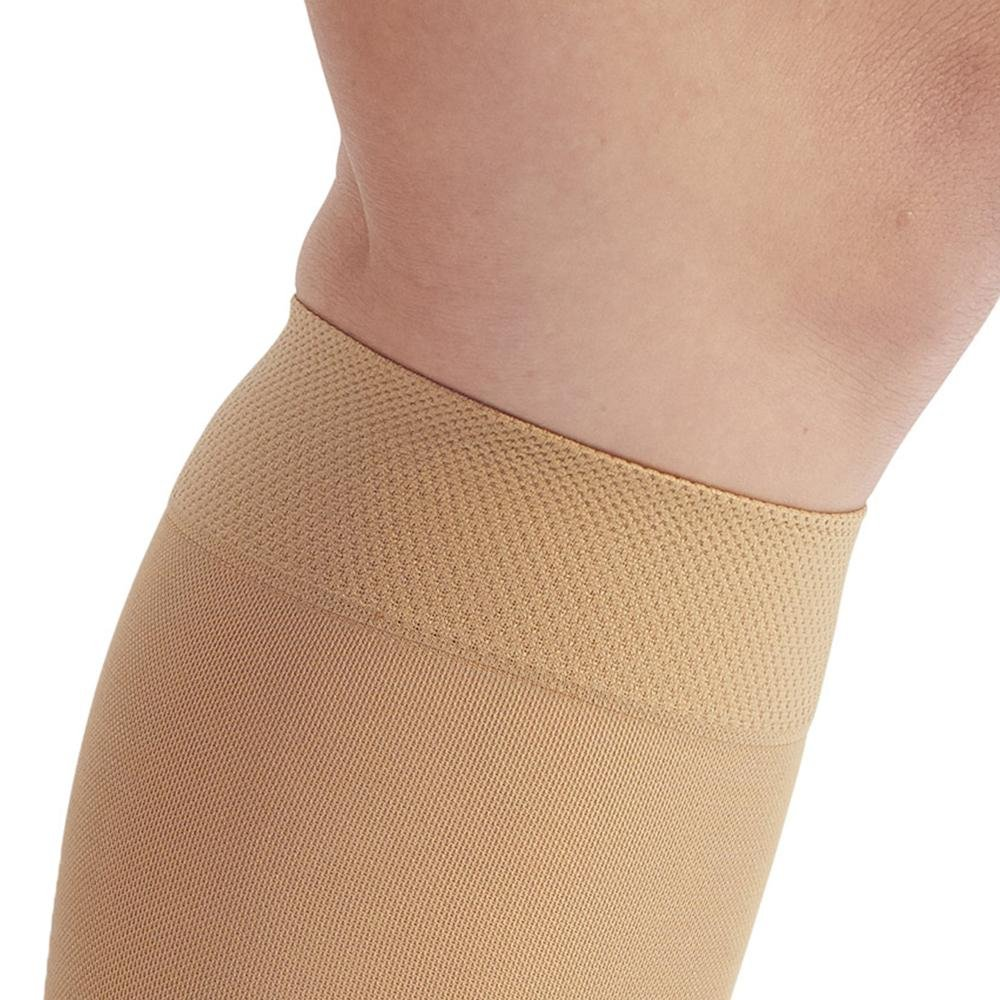 Ames Walker Aw Style 515 Microfiber Opaque 20-30mmhg Firm Compression Open Compression Garments Orthopedics & Supports