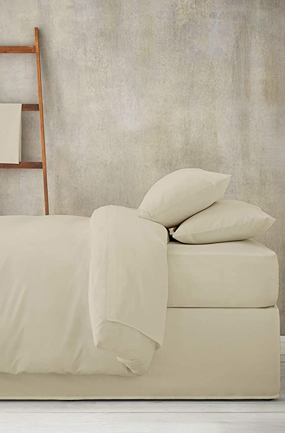 Luxurious 600 Thread Count Soft Sateen Weave 100/% Cotton Extra Deep Fitted Sheet
