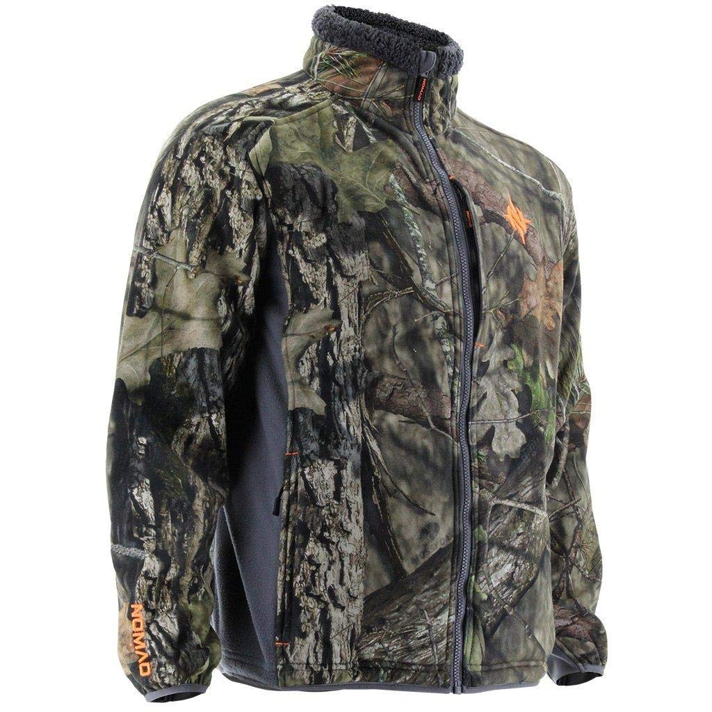 Nomad Outdoor Harvester Jacket, Mossy Oak Break Up Country, XXX-Large by Nomad