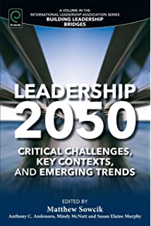 Real leadership helping people and organizations face their leadership 2050 critical challenges key contexts and emerging trends building leadership bridges fandeluxe Image collections