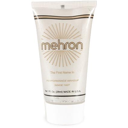 mehron Fantasy F-X Makeup Water Based - Silver