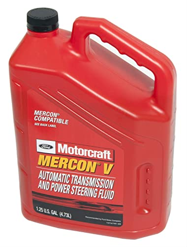 Genuine Ford Xt Mercon-V Power Steering Fluid