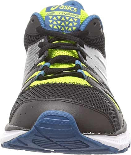 ASICS Gel-Unifire - Zapatillas de Running para Hombre, Color Negro (Black/Onyx/Mosaic Blue 9099), Talla 48: Amazon.es: Zapatos y complementos