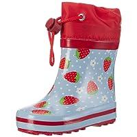Beck Mädchen Erdbeere Gummistiefel