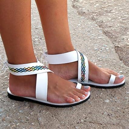 Sexy toes in flip flops