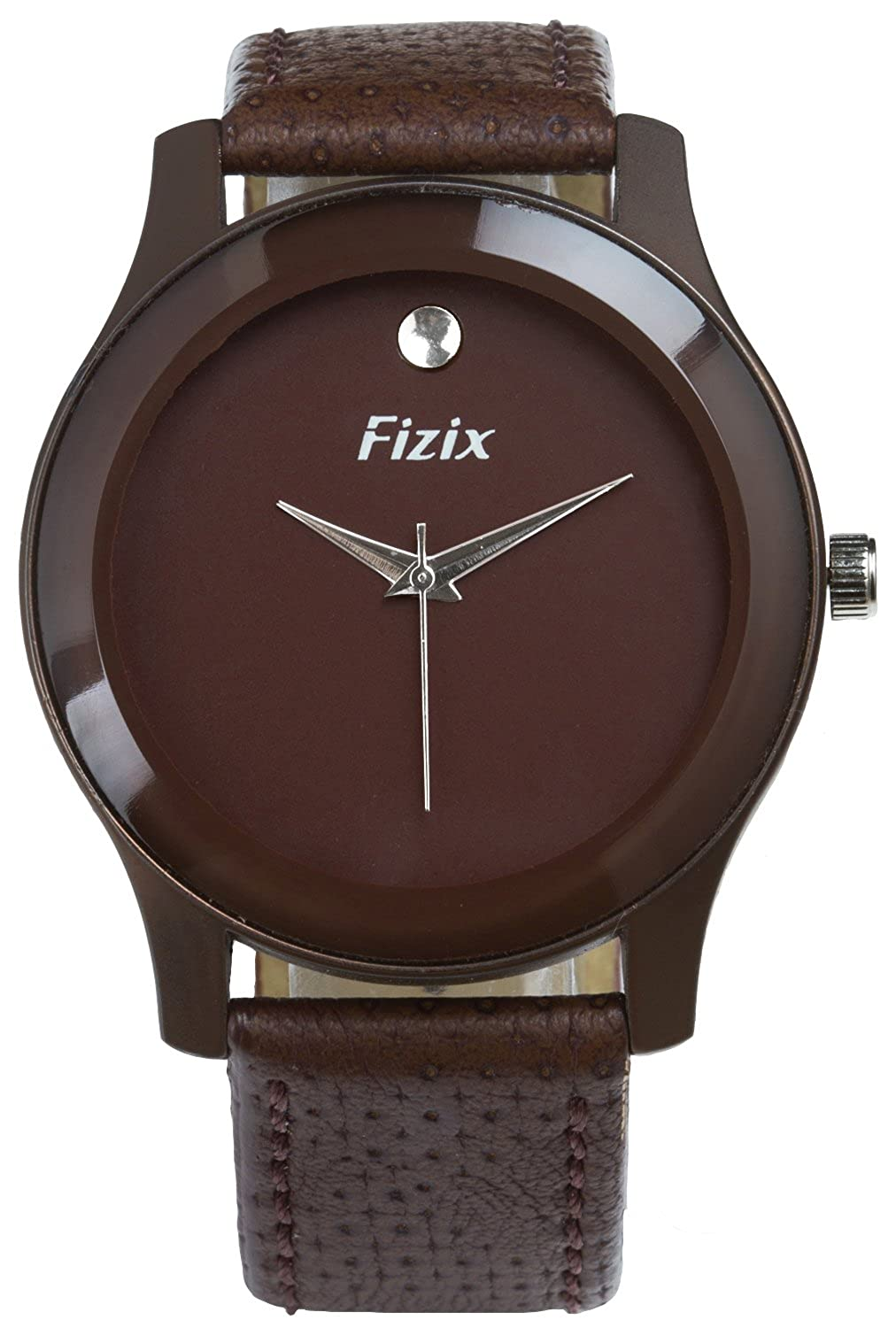 Buy Dk Analogue Brown Dial Girls Womens Watch Fzx 00114 Online Introduction To 7400 Series Digital Logic Devices Fizix At Low Prices In India