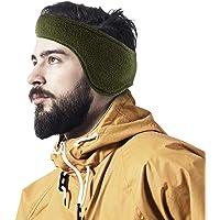 Ear Warmer Headband For Men or Women - Polar Fleece Cold Weather & Snow - Tough Headwear Warmers Outdoor Running and Exercise