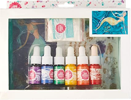 Jane Davenport Mixed Media 2 Inkredible Fine Line Bottles-2//pkg