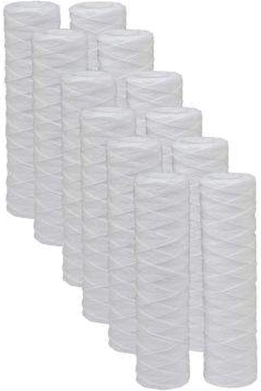 Kenmore Deluxe String Wound Sediment 38478 Compatible Filter Cartridges 2 Pack by CFS CFS-53