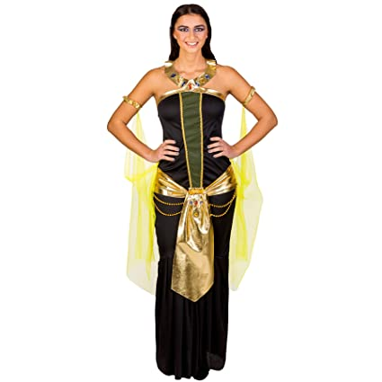 dressforfun Costume da donna - Potente regina egizia Nefertiti ... 1daa9f9d8c7