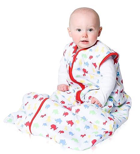 Saco de dormir para bebé de 1.0 Tog, diseño de la selva