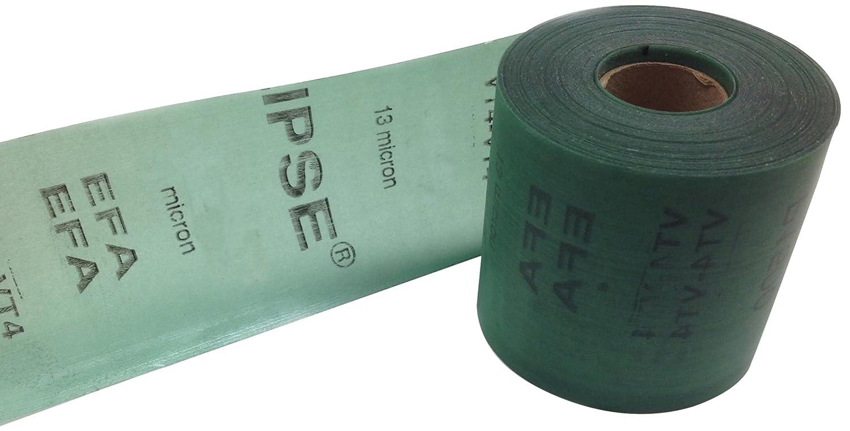 Sungold Abrasives 01708 Eclipse Film 120 Grit PSA Sticky Back Rolls 45 Yards, 2-3/4-inch