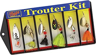 product image for Mepps Dressed Lure Assortment Trouter Kit, Multicolor