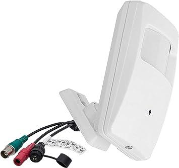 Covert Hidden Spy PIR CCTV Camera Night Vision Wi-Fi Version