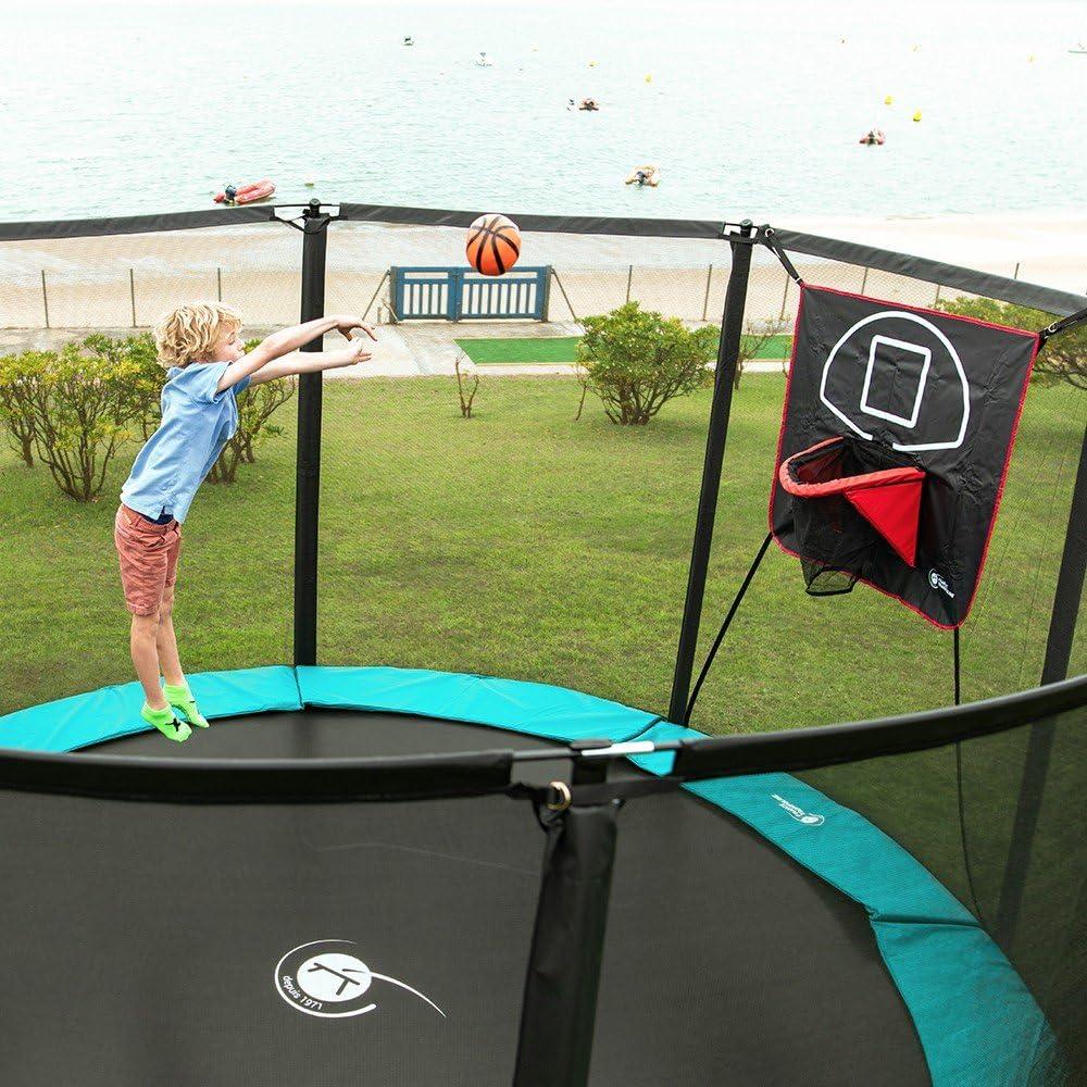 Junior Basketballkorb f/ürs Trampolin