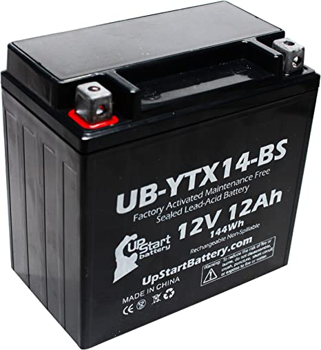 C4 120010 BATTERIE CBTX14-BS