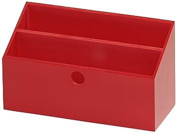 Officional 1100900 Montpellier Boite Aux Lettres Rouge Amazon Fr