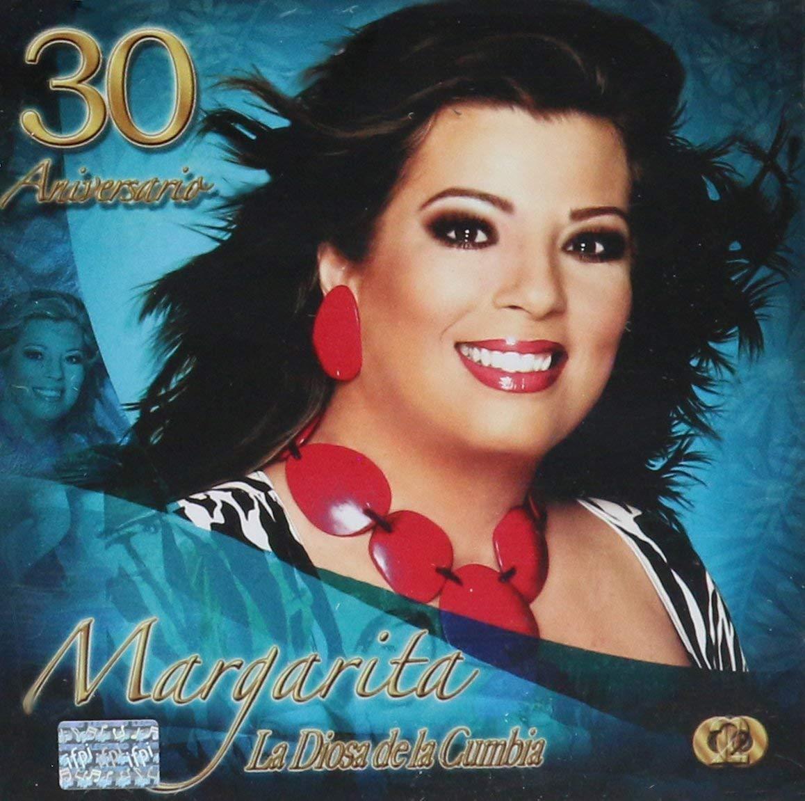 mart Margarita 2CDs Arlington Mall La Diosa De Peerless-Wa Cumbia Aniversario 30