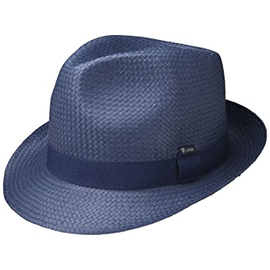 cc2fdd386312f Lipodo Colour City Trilby Straw Hat Women/Men | Hat Made of 100% Straw