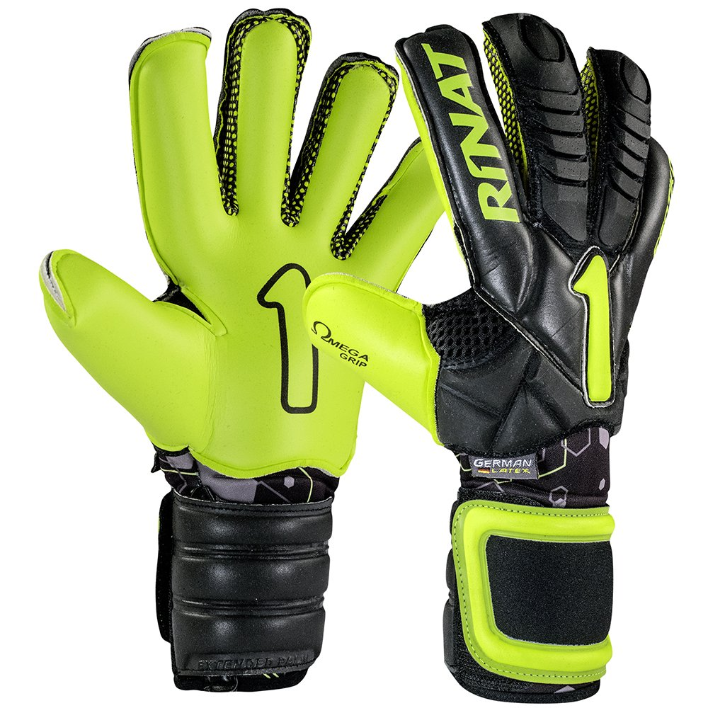 Rinat NRG egotiko Pro B0721Y1T7P 9|Black/Neon-Yellow Black/Neon-Yellow 9