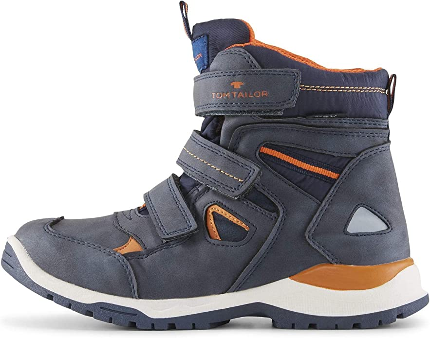 TOM TAILOR Boys' 7972004 High Rise Hiking Shoes,Tom Tailor,7972004