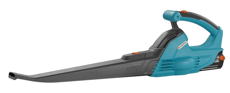 Gardena 9335-20 Accujet 18-Li Kit Soffiatore Universale a Batteria da 18 V, Velocità 190 km/h, Autonomia fino a 30 Minuti, Batteria Inclusa Velocità 190 km/h 09335-20