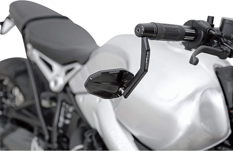 Motorrad Spiegel Universal Lenkerspiegel Mirrow Victory-X M10 Paar