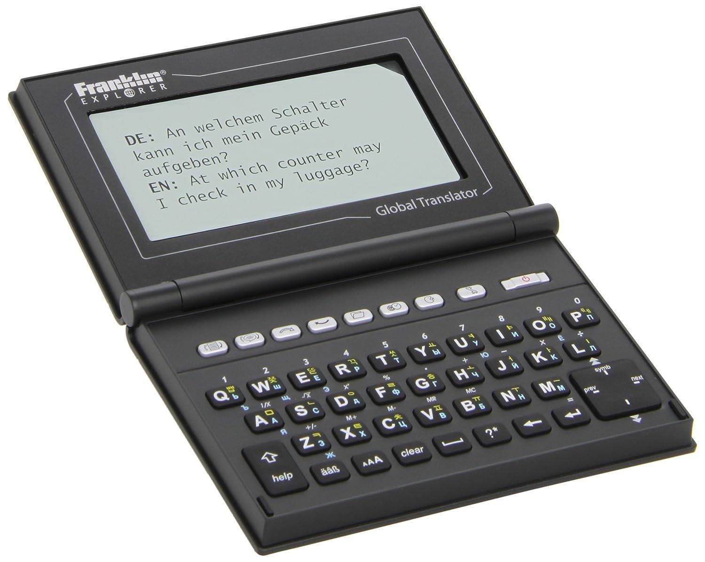 Franklin ET-3115 dizionario elettronico Kazuo Yamagami Franklin Electronics