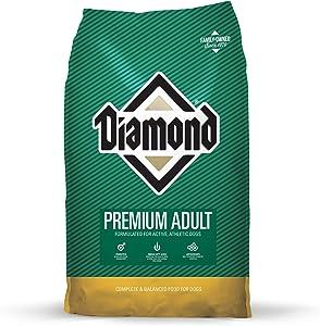 Diamond Premium Adult Dry Dog Food
